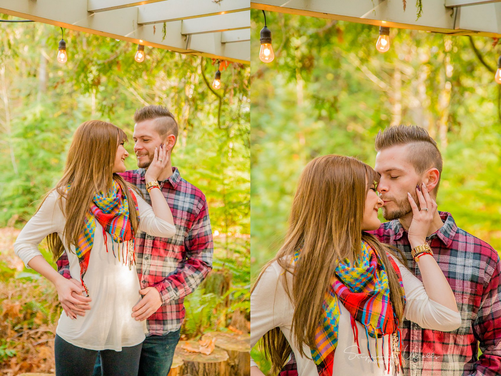 Miller Engagement 102 2 Making our own Tribe at The  Lookout Lodge with Heidi and Carmen