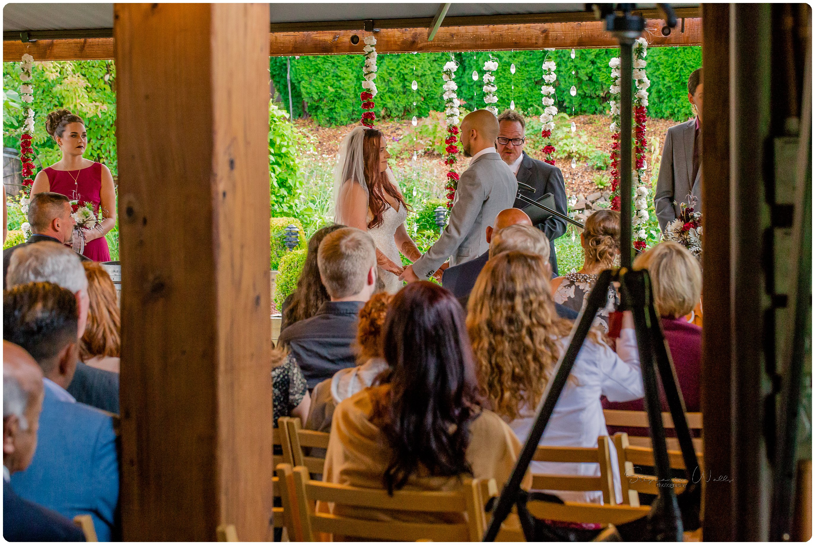 1st Look Ceremony 161 Megan & Mo's Day 2   Willow Lodge Wedding   Woodinville, Wa Wedding Photographer