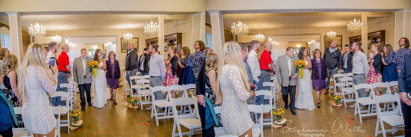 Ceremony 039 KK & Zack | Hollywood Schoolhouse Wedding | Woodinville, Wa Wedding Photographer