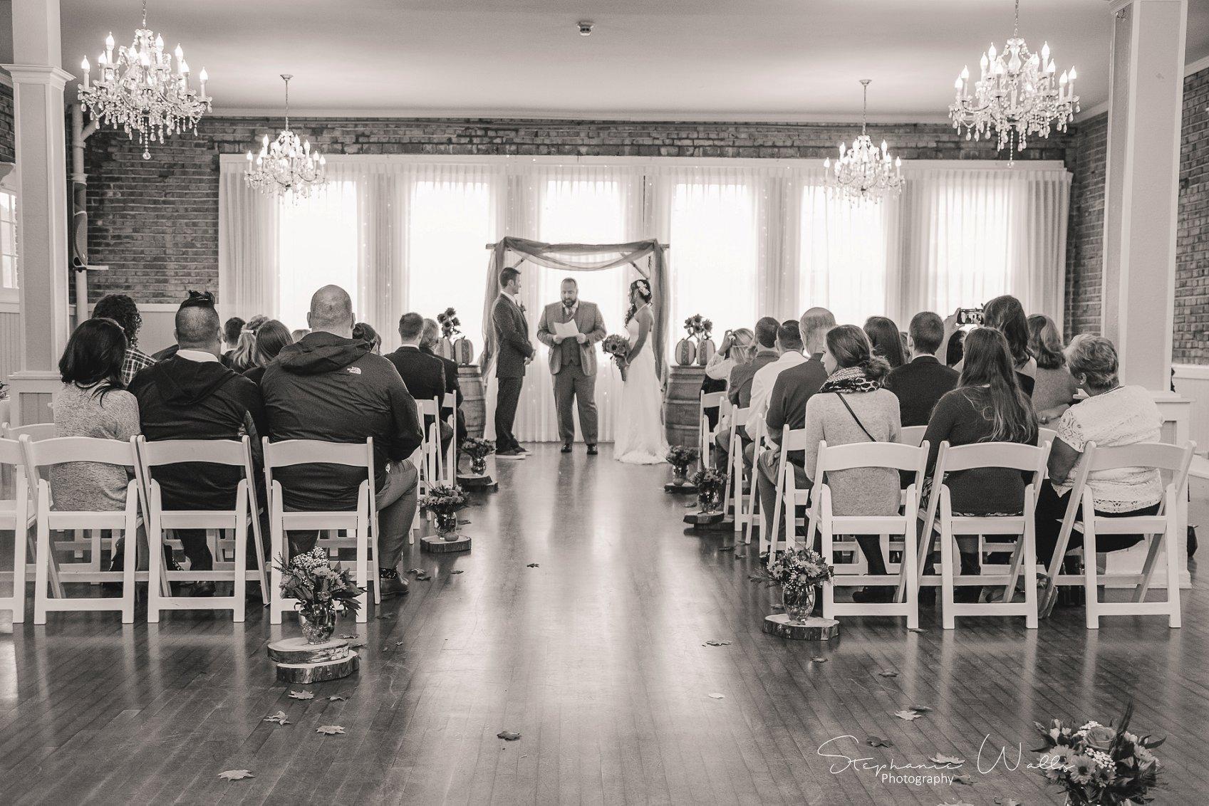 Ceremony 081 KK & Zack | Hollywood Schoolhouse Wedding | Woodinville, Wa Wedding Photographer