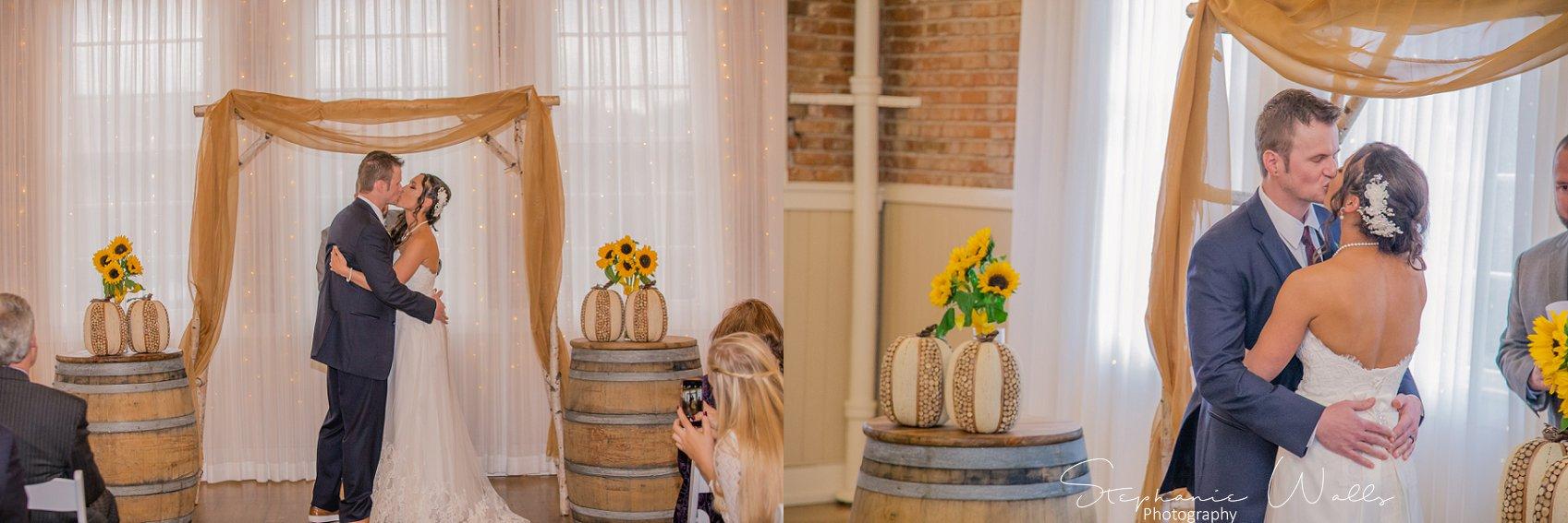 Ceremony 111 1 KK & Zack | Hollywood Schoolhouse Wedding | Woodinville, Wa Wedding Photographer