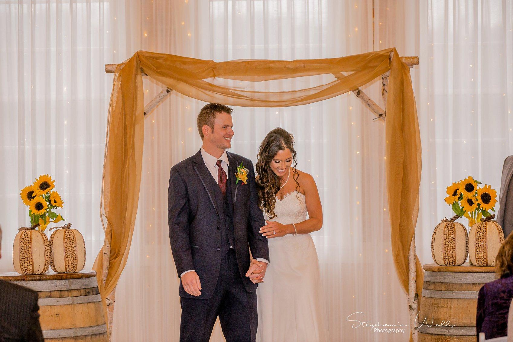 Ceremony 120 KK & Zack   Hollywood Schoolhouse Wedding   Woodinville, Wa Wedding Photographer