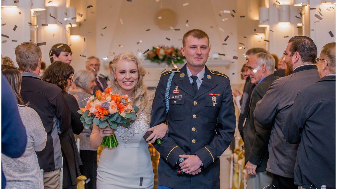 The Hero & The Starlet | Monte Cristo Ballroom | Stephanie Walls Photography Weddings