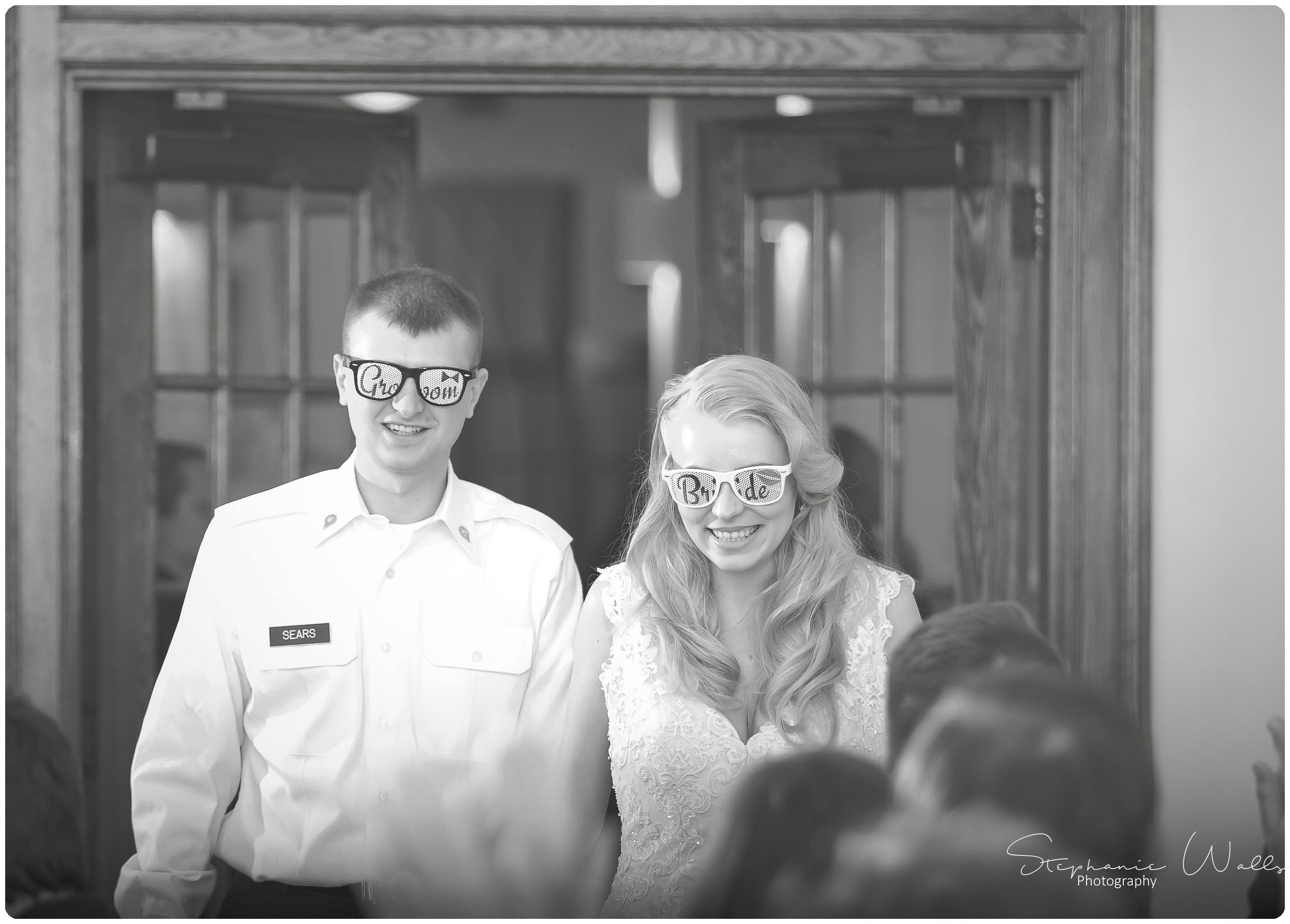 Sears Dinner Toast Cake 014 The Hero & The Starlet | Monte Cristo Ballroom | Stephanie Walls Photography Weddings