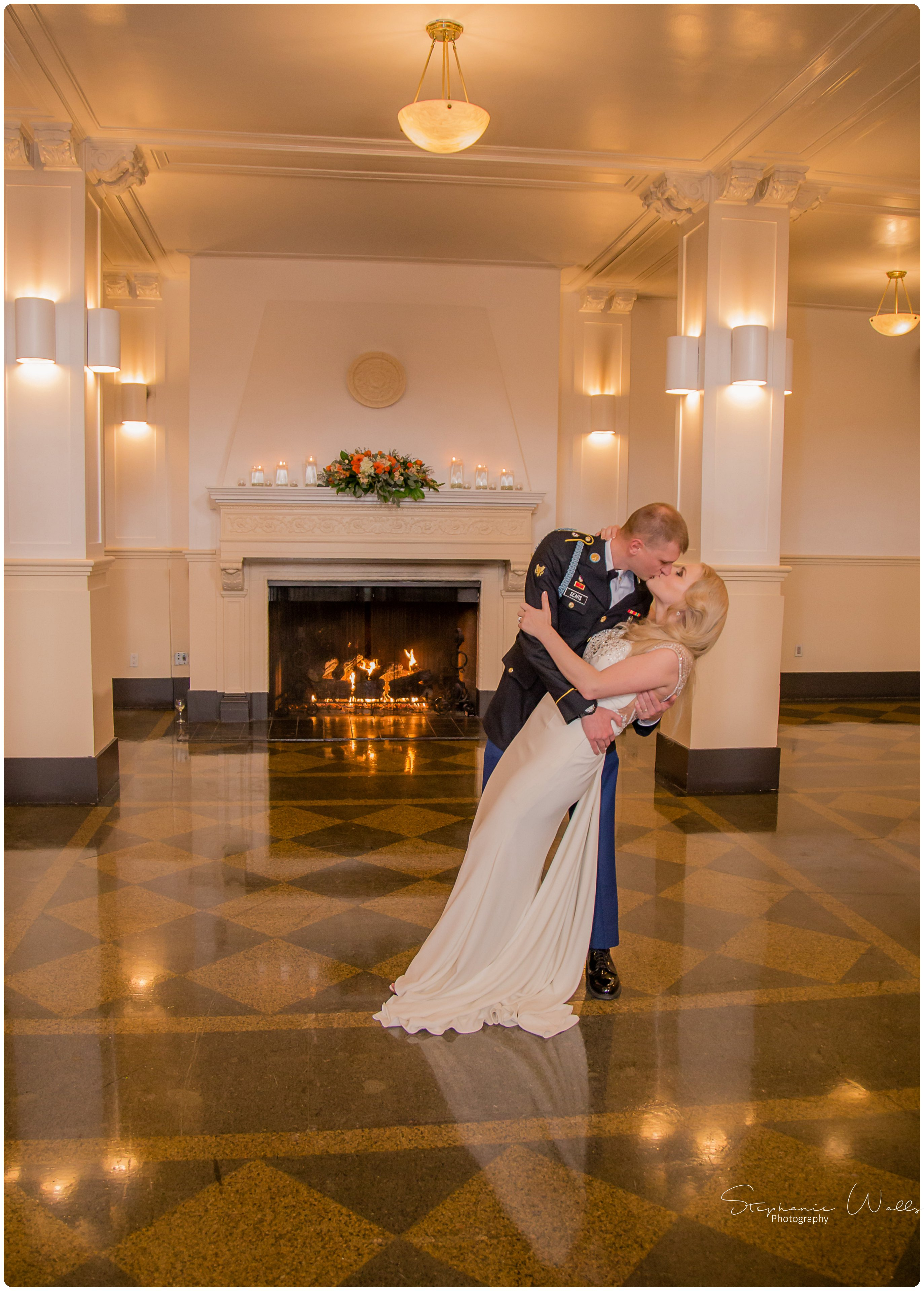 Sears Wedding Party Bridals 062 2 The Hero & The Starlet | Monte Cristo Ballroom | Stephanie Walls Photography Weddings
