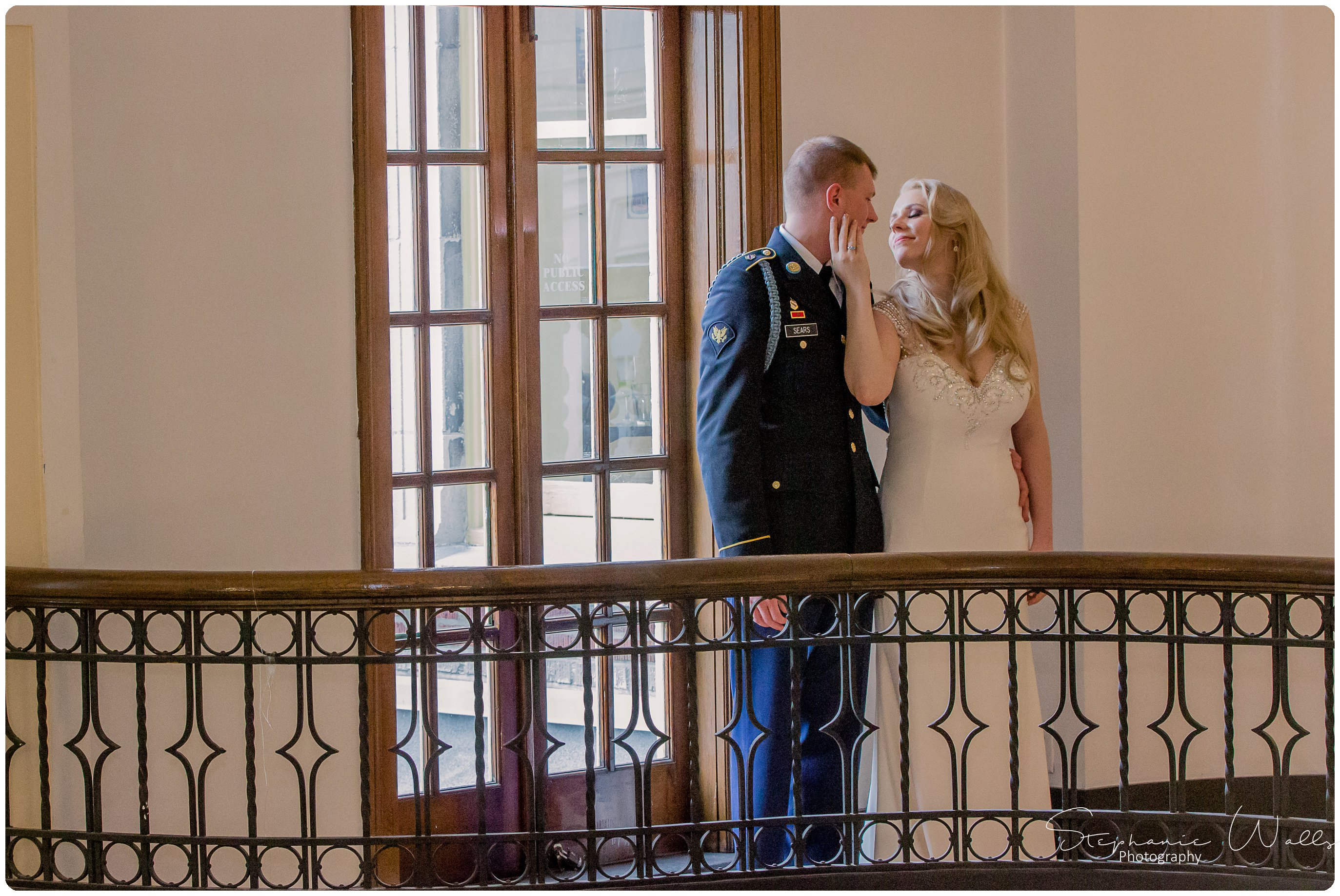 Sears Wedding Party Bridals 099 The Hero & The Starlet | Monte Cristo Ballroom | Stephanie Walls Photography Weddings