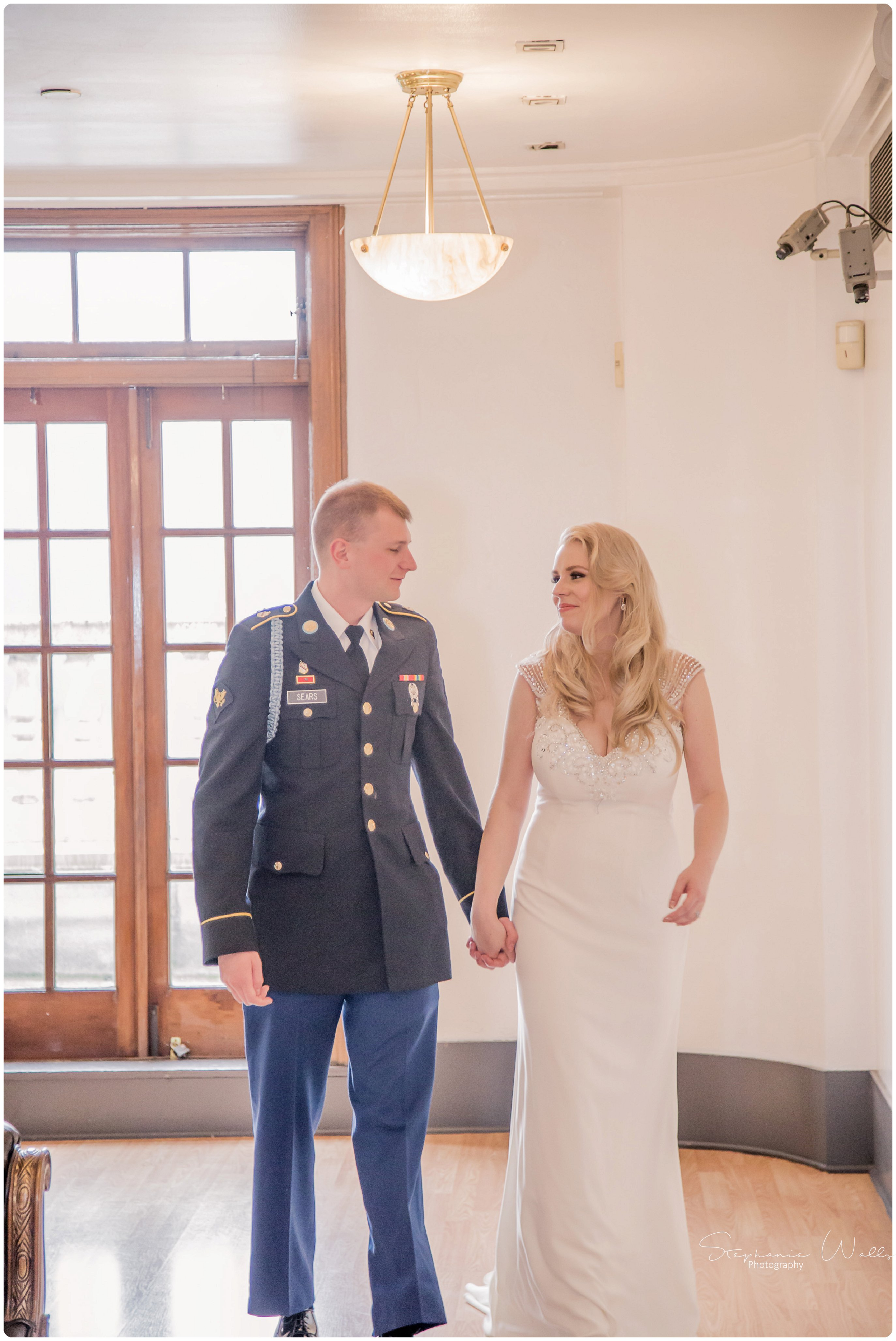 Sears Wedding Party Bridals 124 The Hero & The Starlet | Monte Cristo Ballroom | Stephanie Walls Photography Weddings