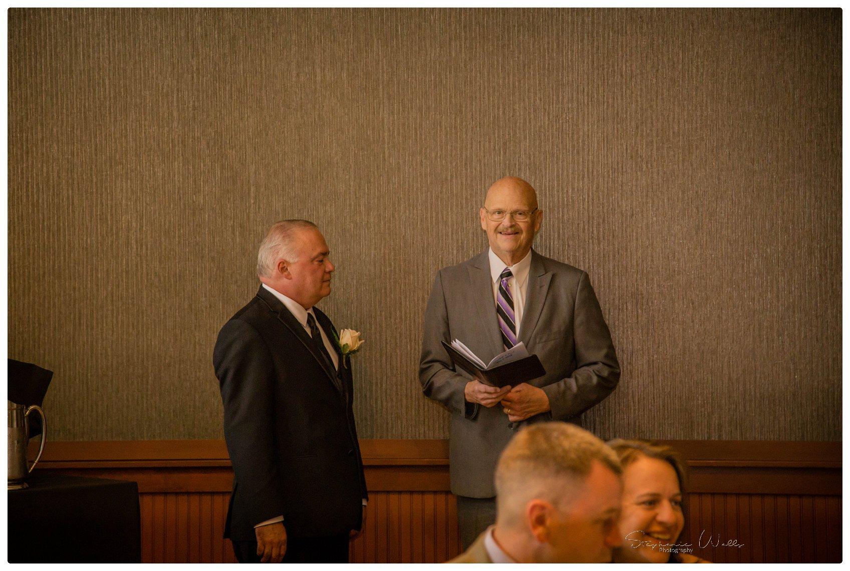 Portraits Ceremony 080 Salish Lodge & Spa    Elopement With Liz and Paul