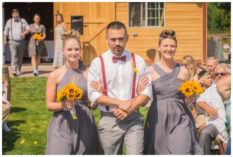 Ceremony 060 950x639 A TRIBE OF OUR OWN|BACKYARD MARYSVILLE WEDDING | SNOHOMISH WEDDING PHOTOGRAPHER