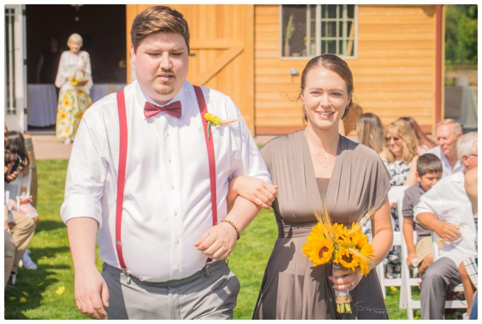 Ceremony 065 950x639 A TRIBE OF OUR OWN|BACKYARD MARYSVILLE WEDDING | SNOHOMISH WEDDING PHOTOGRAPHER