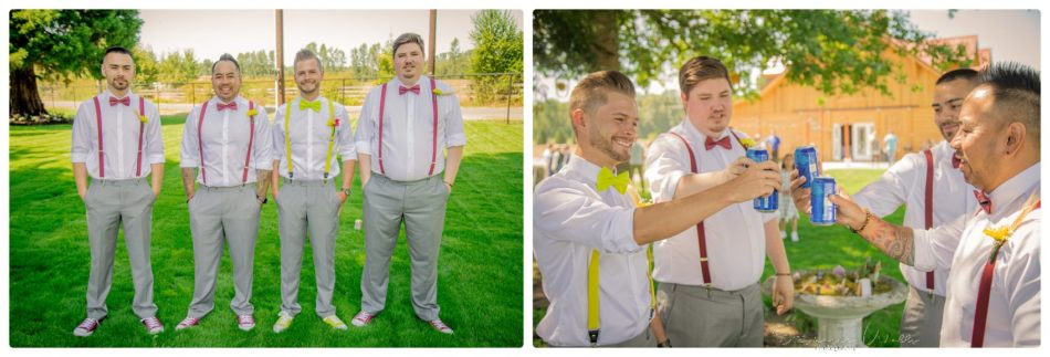 Wedding Party 001 950x323 A TRIBE OF OUR OWN|BACKYARD MARYSVILLE WEDDING | SNOHOMISH WEDDING PHOTOGRAPHER