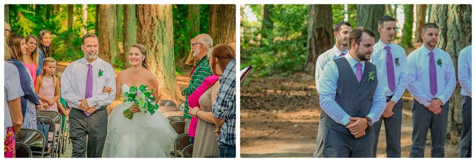 Ceremony 127 950x325 Skys the Limit | Kitsap Memorial State Park | Kitsap Wedding Photographer