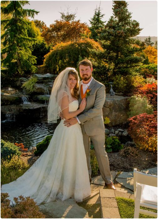 Bride Groom Photos 042 1 505x700 Olympic View Estates Wedding   Autumn Love with Ayla and David