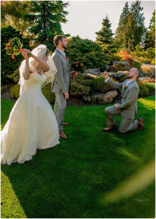 Wedding Party Family 232 498x700 Olympic View Estates Wedding   Autumn Love with Ayla and David