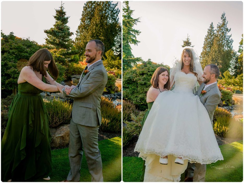 Wedding Party Family 236 935x700 Olympic View Estates Wedding   Autumn Love with Ayla and David