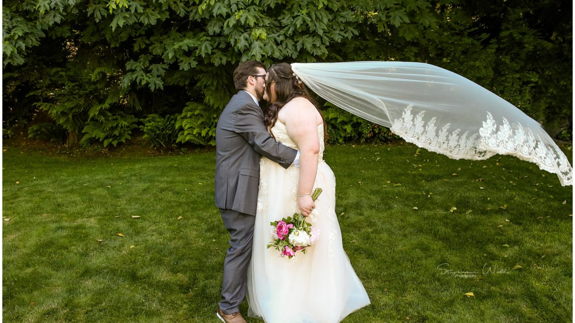 Stanwood wedding photographer