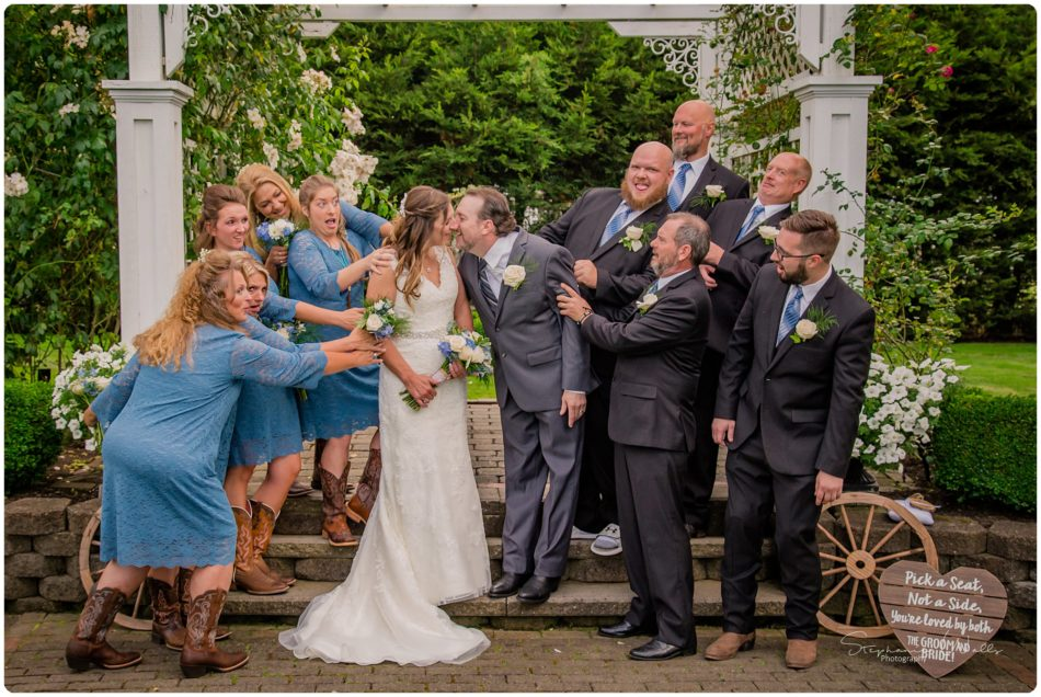 Stephanie Walls Photography 0164 950x636 Genesis Farms and Gardens Wedding of Kelli and Quintin