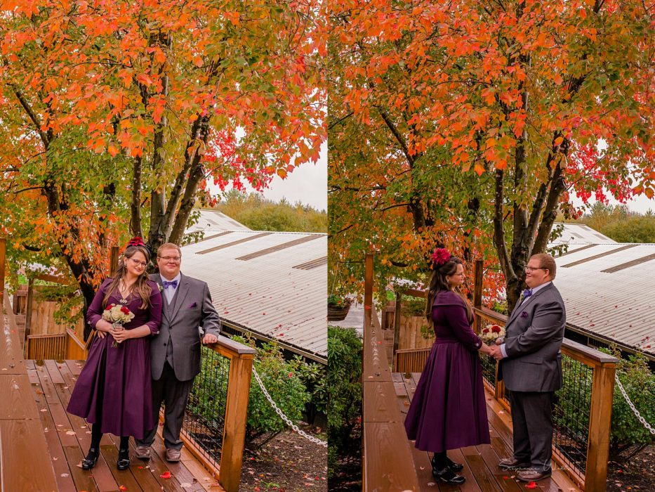 Stephanie Walls Photography 0267 933x700 Barn at Holly Farms Elopement of Kimberly and Mike