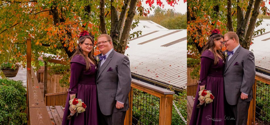 Stephanie Walls Photography 0269 950x439 Barn at Holly Farms Elopement of Kimberly and Mike