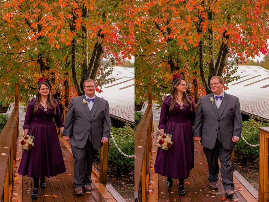 Stephanie Walls Photography 0270 933x700 Barn at Holly Farms Elopement of Kimberly and Mike