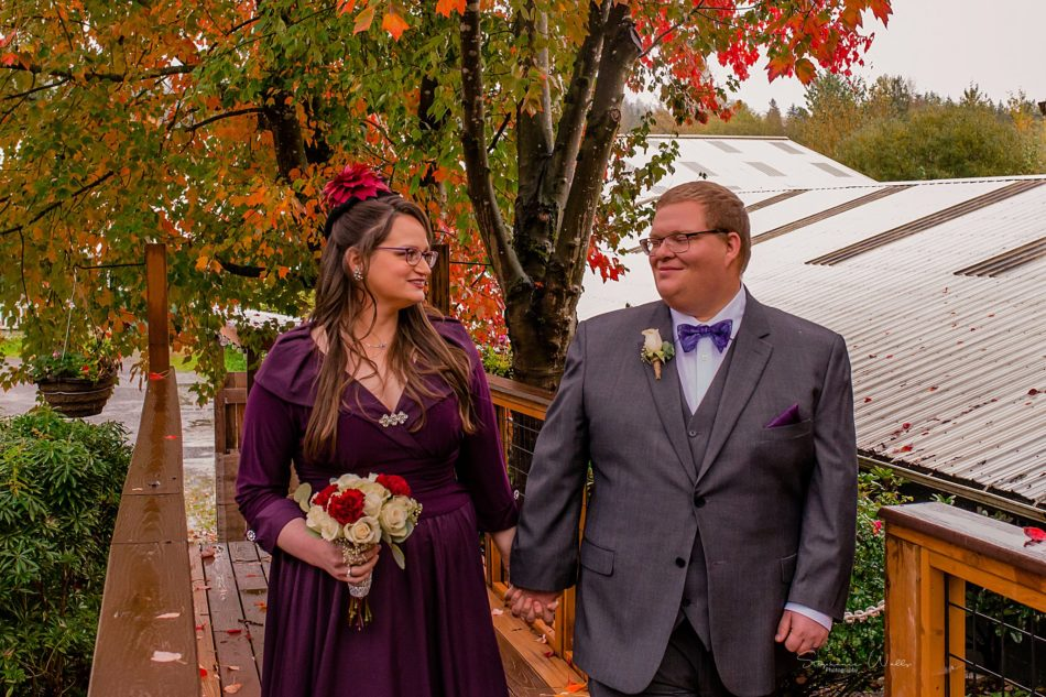 Stephanie Walls Photography 0271 950x633 Barn at Holly Farms Elopement of Kimberly and Mike