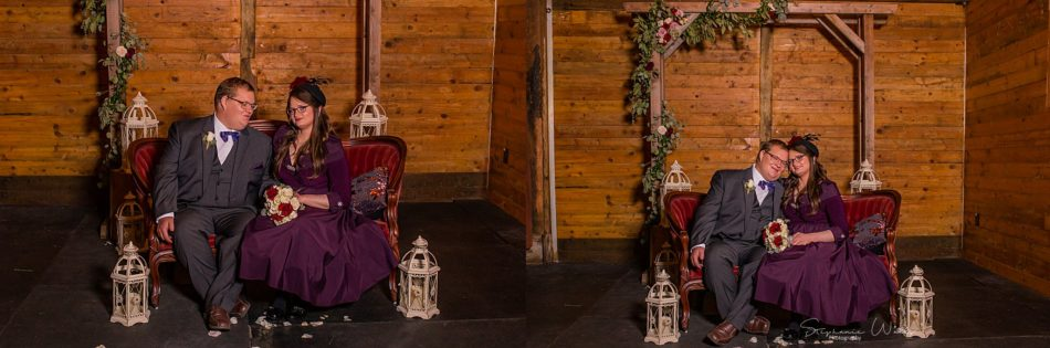 Stephanie Walls Photography 0276 950x315 Barn at Holly Farms Elopement of Kimberly and Mike
