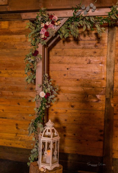 Stephanie Walls Photography 0278 478x700 Barn at Holly Farms Elopement of Kimberly and Mike