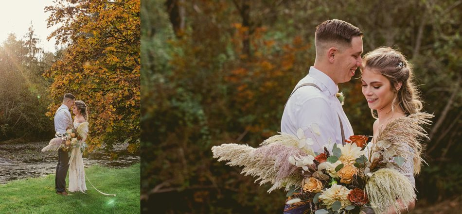 Stephanie Walls Photography 0327 950x441 Fall Boho Styled Shoot at Rivers Edge B&B Wedding Venue.