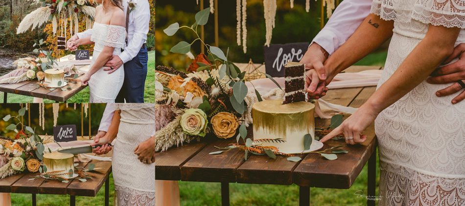 Stephanie Walls Photography 0332 950x422 Fall Boho Styled Shoot at Rivers Edge B&B Wedding Venue.