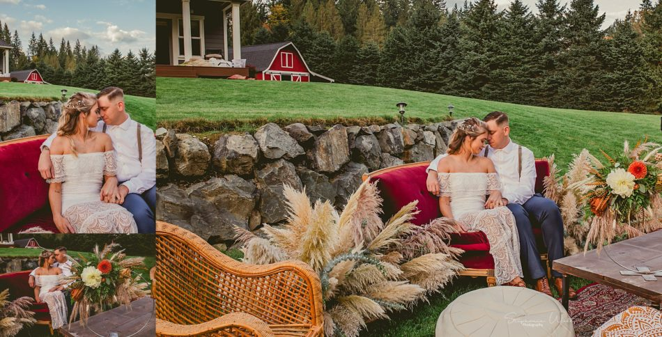 Stephanie Walls Photography 0333 950x484 Fall Boho Styled Shoot at Rivers Edge B&B Wedding Venue.