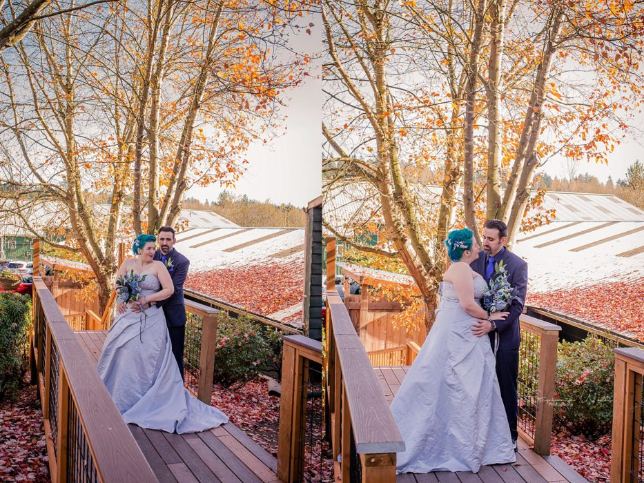 Stephanie Walls Photography 0334 1 933x700 Solstice Barn at Holly Farms Elopement of Ashley and Jordan