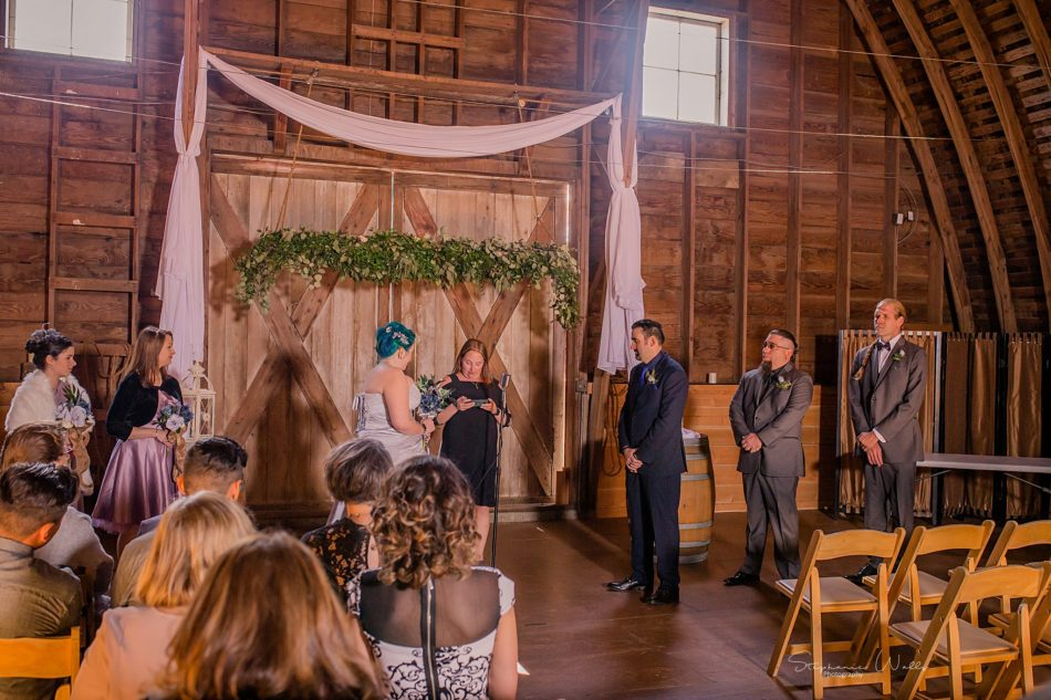Stephanie Walls Photography 0345 1 950x633 Solstice Barn at Holly Farms Elopement of Ashley and Jordan