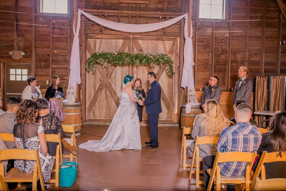 Stephanie Walls Photography 0348 1 950x633 Solstice Barn at Holly Farms Elopement of Ashley and Jordan