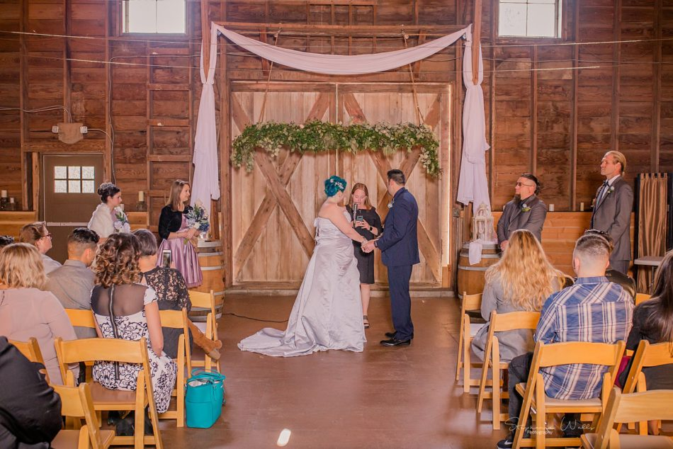 Stephanie Walls Photography 0352 1 950x634 Solstice Barn at Holly Farms Elopement of Ashley and Jordan