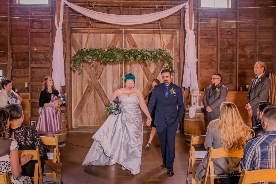 Stephanie Walls Photography 0357 950x634 Solstice Barn at Holly Farms Elopement of Ashley and Jordan
