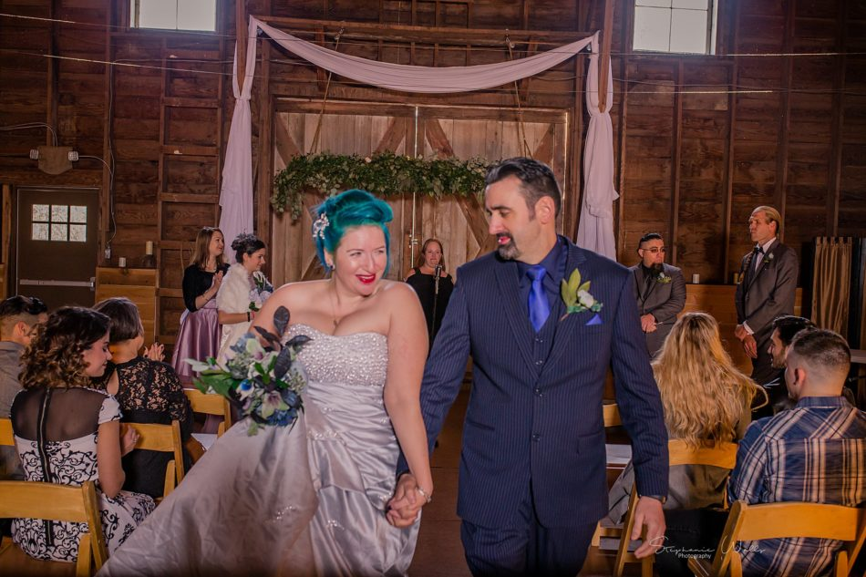 Stephanie Walls Photography 0358 950x633 Solstice Barn at Holly Farms Elopement of Ashley and Jordan