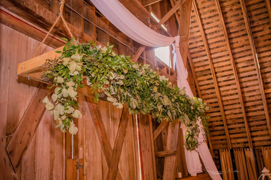 Stephanie Walls Photography 0366 950x633 Solstice Barn at Holly Farms Elopement of Ashley and Jordan