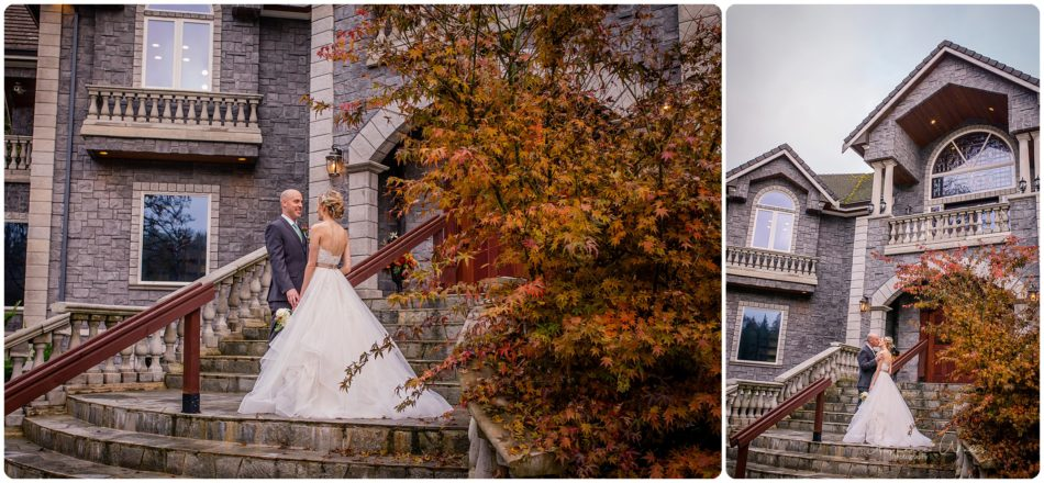 Stephanie Walls Photography 0436 950x440 A fairytale at Gray Stone Castle of Angela and Cris