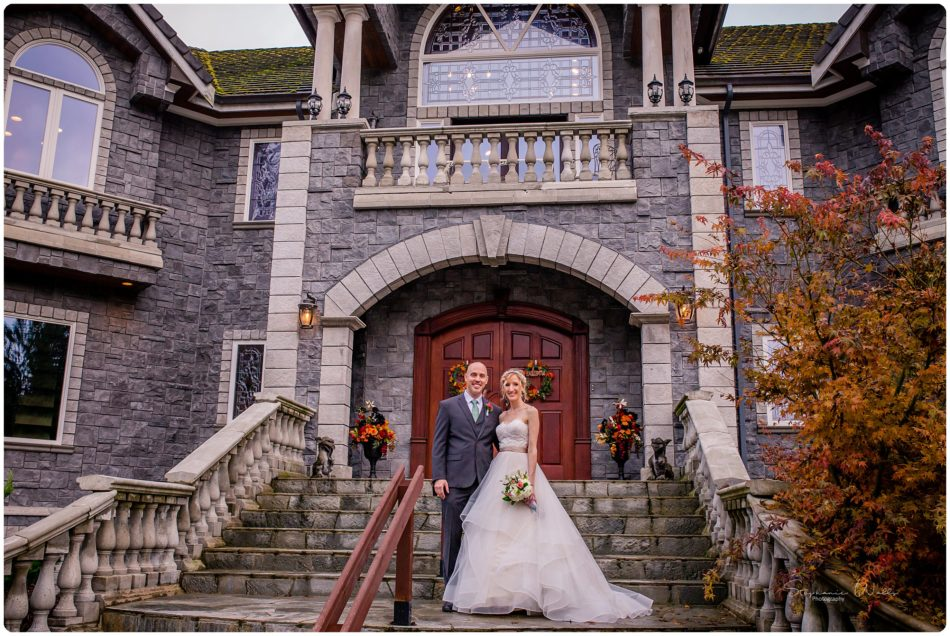 Stephanie Walls Photography 0438 950x636 A fairytale at Gray Stone Castle of Angela and Cris