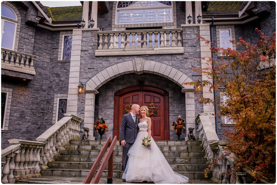 Stephanie Walls Photography 0439 950x636 A fairytale at Gray Stone Castle of Angela and Cris