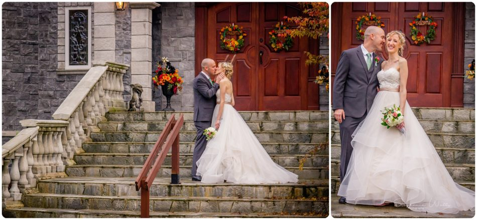 Stephanie Walls Photography 0440 950x439 A fairytale at Gray Stone Castle of Angela and Cris