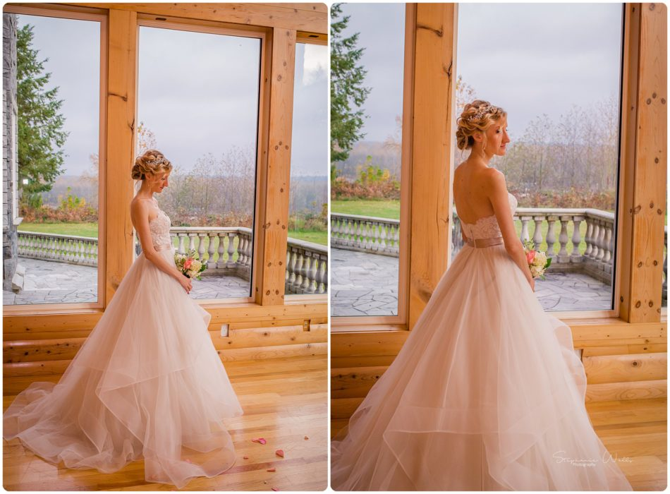 Stephanie Walls Photography 0444 950x700 A fairytale at Gray Stone Castle of Angela and Cris