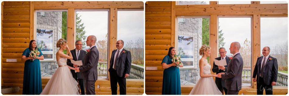 Stephanie Walls Photography 0454 950x318 A fairytale at Gray Stone Castle of Angela and Cris