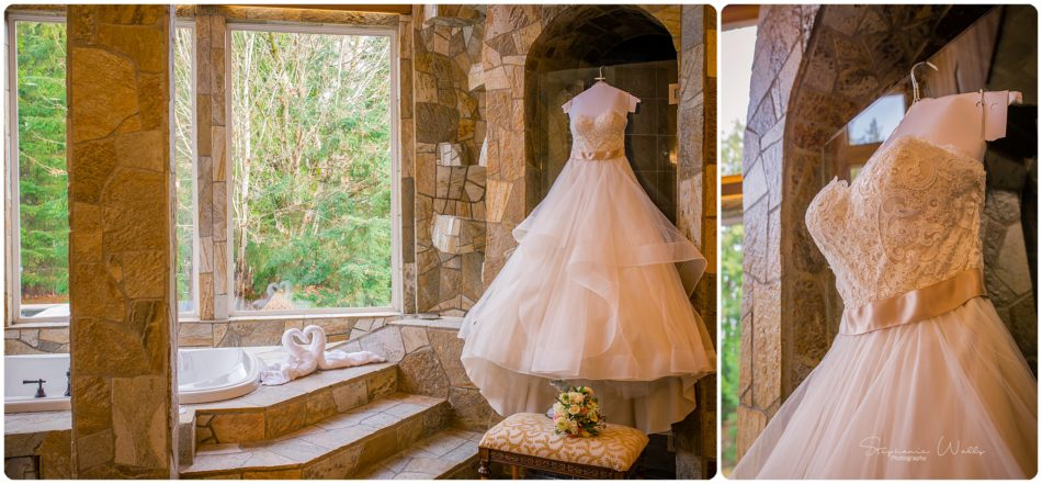 Stephanie Walls Photography 0462 950x441 A fairytale at Gray Stone Castle of Angela and Cris