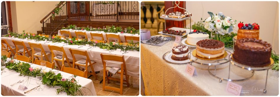 Stephanie Walls Photography 0464 950x331 A fairytale at Gray Stone Castle of Angela and Cris