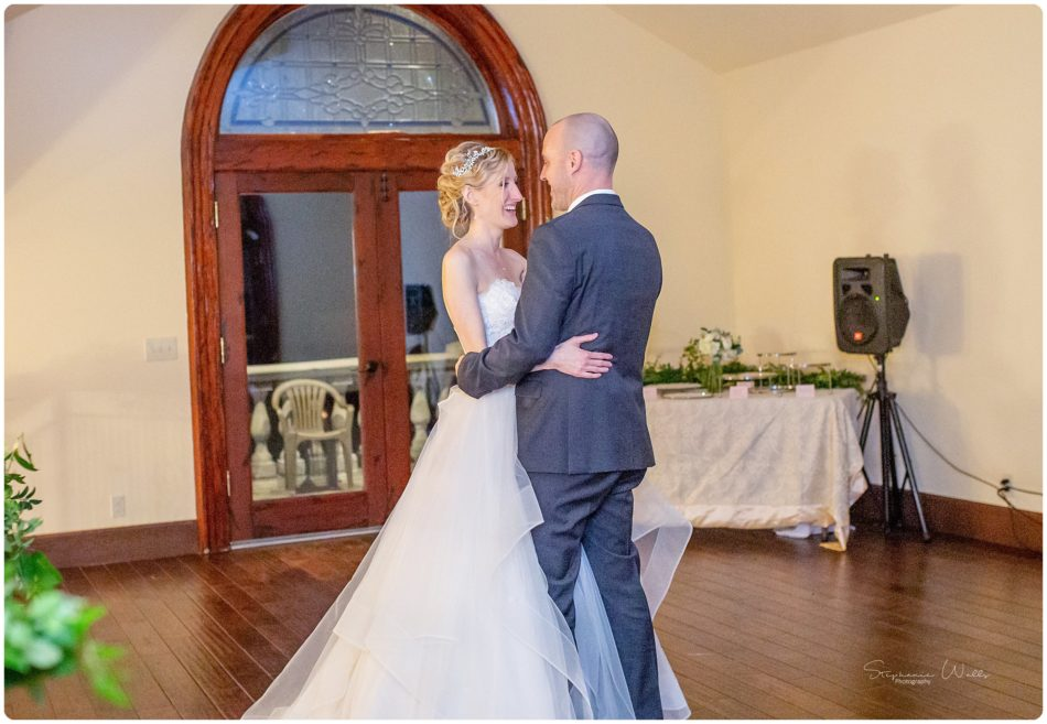 Stephanie Walls Photography 0465 950x657 A fairytale at Gray Stone Castle of Angela and Cris