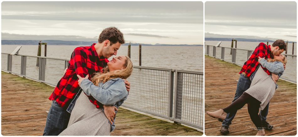 Stephanie Walls Photography 0488 950x437 Jenning Memorial Park Engagement with Haeley and Jason